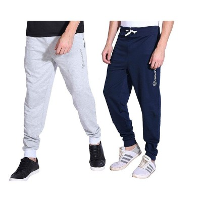 J.fisher Striped Slim Fit Joggers For Men