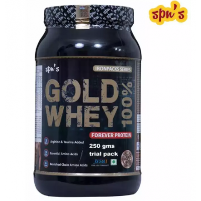 Gold Whey 250 Gm Trial Pack
