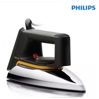 Philips Black Dry Iron - HD-1172