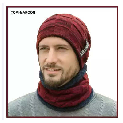 Winter Wear Topi For Men