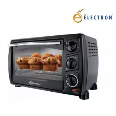 Electron ELVO-23 23L 1500W Oven Toaster Grill - (Black)