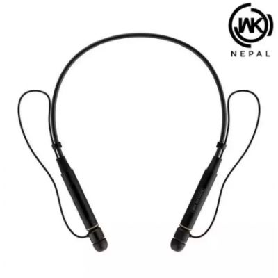 WK DESIGN BD550 NECK WEARING BLUETOOTH EARPHONE