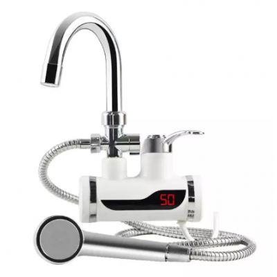Water Heater Tap 220v Kitchen Faucet Instantaneous with Shower