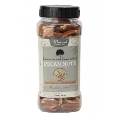 Morsel Handpicked Pecan Nuts - 200Gms