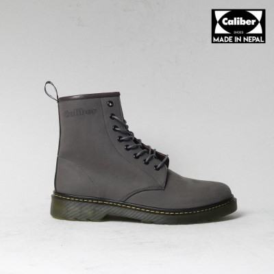 Caliber Shoes Lace Up Lifestyle Boots For Men
