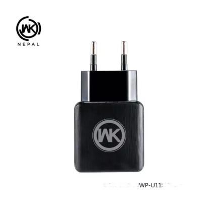WK Blanc 2USB Charger WP-U11 iphone