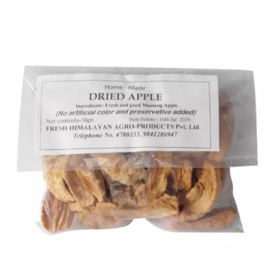 Dried Apple - 50 gm