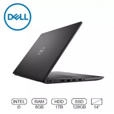 Dell IN 3493 i5 10th Gen/8GB/ 1TB+128ssd/ 14 / Win 10 Genuine Laptop