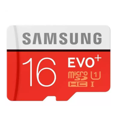 Memory Card 16 GB (EVO Plus)