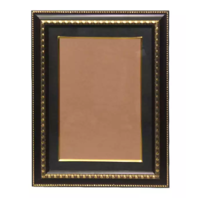 "Black Single Photo Frame (6""x8"")"