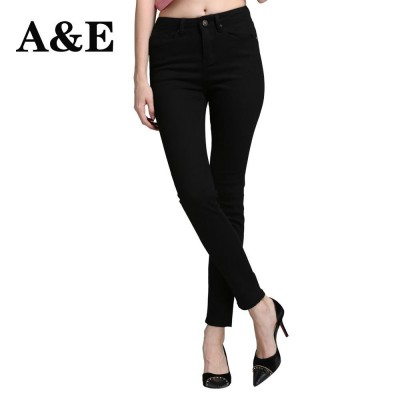 Black Plus Size Jeans for Women