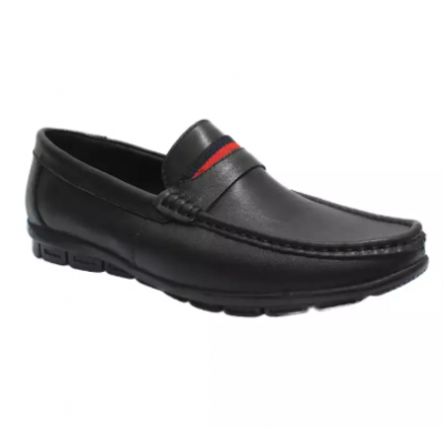 Soft Formal / Casual Loafer Shoes Black For Men