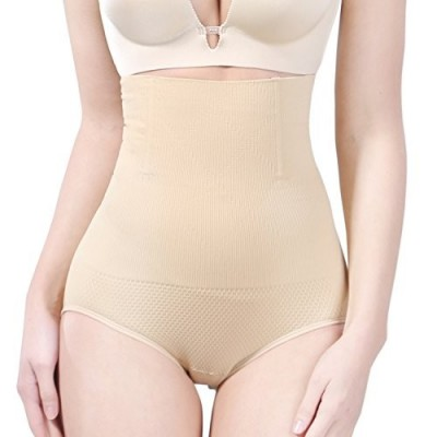 High Waist Body Shaper Slimming Panties 360 Tummy Control Stomach Trimmer Shapewear Butt Lifter