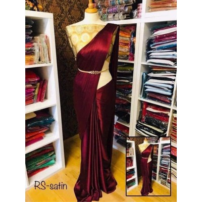 UPHRR LP Silk Saree