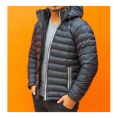 Ultra Light 3 Layer Silicone Jacket for Men