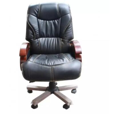 Black/Brown Office Chair
