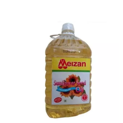 Meizan Sunflower Oil Jar, 5 Ltr