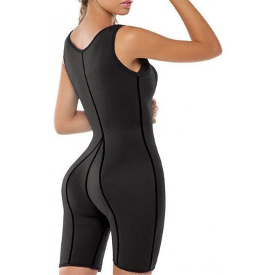 Product details of Full Body Hot Shaper Sweat Bodysuit For Women