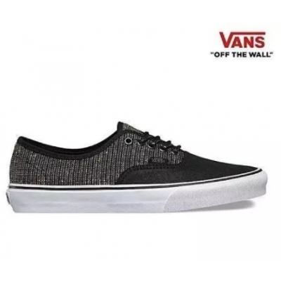 Vans Black/Tweed VN0004MLJOC Authentic Two Tone Shoes For Men