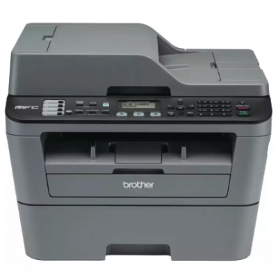 Brother MFC-L2700DW Compact Laser All-In One Printer with Wireless Networking and Duplex Printing