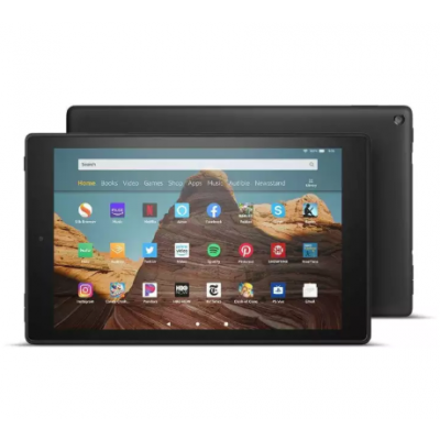All-New Fire HD 10 Tablet (10.1 1080p full HD display, 32 GB) – Black 2019 Model
