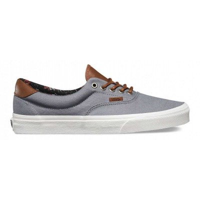 Vans Frost Gray Samurai Warrior Shoes For Men