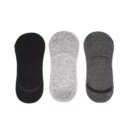 Pack Of 3 Piece Loafer Socks
