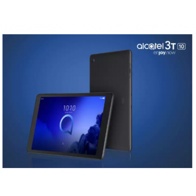 Alcatel 3T 10 (8088M) 32GB ROM + 3GB RAM, 10 Inch Tablet (Prime Black)