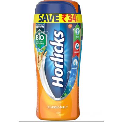 Horlicks Classic Malt - 1kg