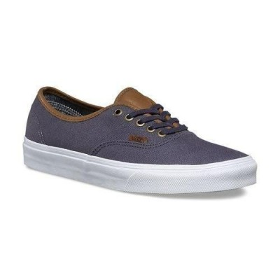 Vans Purple Authentic C&L Shoes For Men