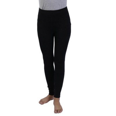 Black Legging with Fleece