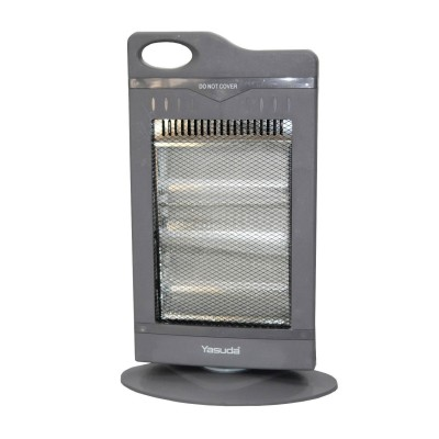 Yasuda YSH122 1200W Halogen Heater- Deep Grey