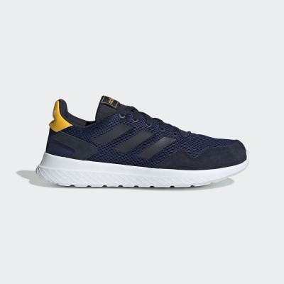 Adidas Dark Blue Archivo Running Shoes - EF0435
