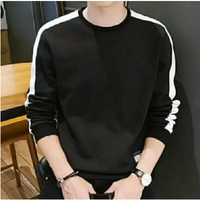 Winter Men's Fleece Fashionable Sweatshirt