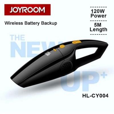 Joyroom HL-CY001 High-Power Car vacuum Cleaner 120w