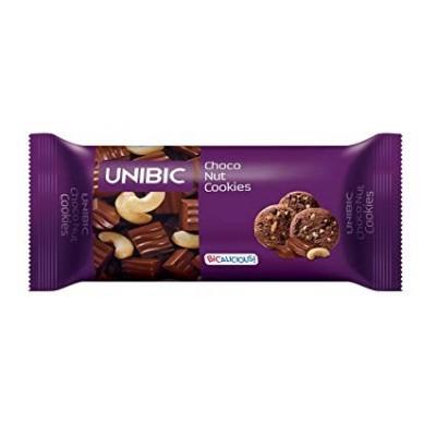 Unibic Choco Nut Cookies - 75g