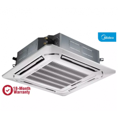 Midea Ceiling Cassette 1.5 ton Air Conditioner - MCD-18HRN1 (Four Way)