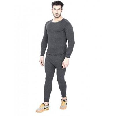 Grey Inner Fur Thermal Set
