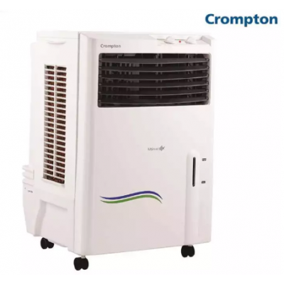 Crompton Greaves Marvel DLX 20-Litre Cooler (White)