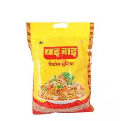 Wai Wai Chicken Bhujiya Noodles, 750 gm