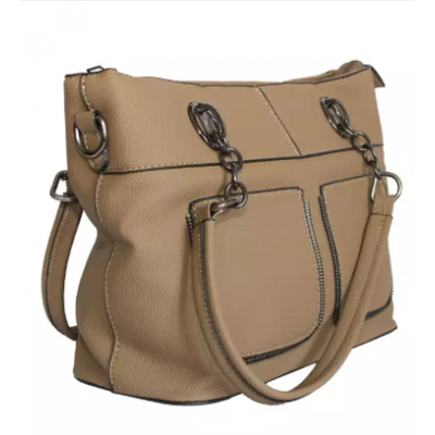 Front Pocket Design Handbag For Women
