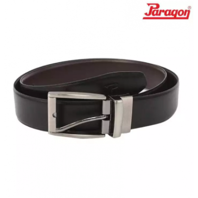 Paragon Leather Belt For Men - Black(BLK)