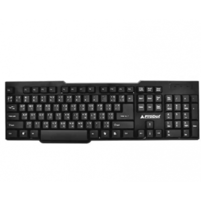 Prodot Kb-207s USB Wired Desktop Keyboard