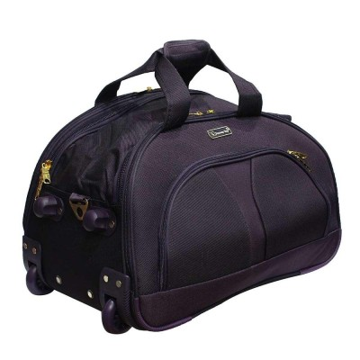 Journey Day Purple Color 22 Inch Suitcase