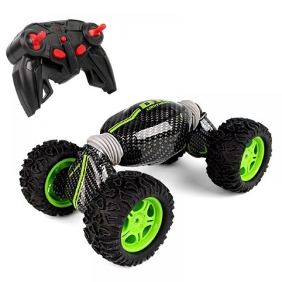 RC Car Creative Off-Road Vehicle 2.4G One Key Transformation Stunt Car All-terrain Electric Buggy Car Climbing Car Toys
