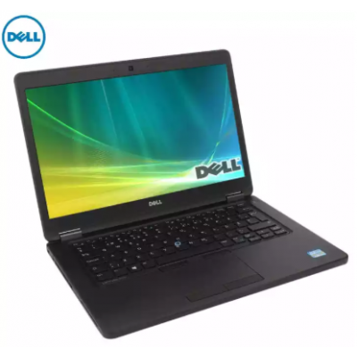Dell Latitude E5450 Business Series i5 5th Gen/ 4GB/ 500GB/ Ultrabook 14 Laptop- Black