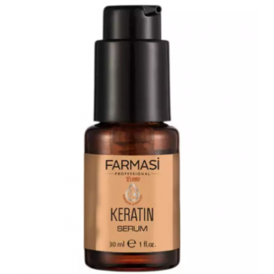 Farmasi Keratin Therapy Repairing Hair Serum