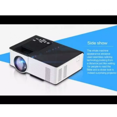VS314 LED 1500 Lumens 800 x 480 Pixels Projector 1080P AV VGA HDMI USB Connectivity
