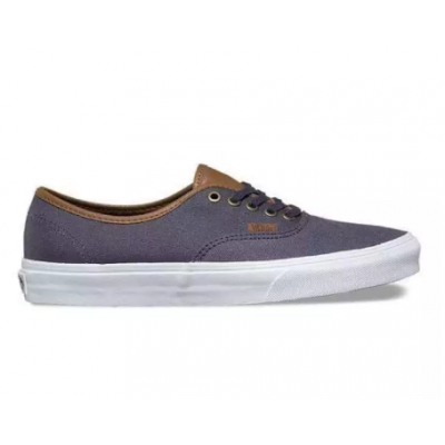 Vans Purple Vn0004Mljoj Authentic C&L Shoes For Men