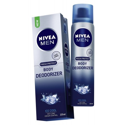 Nivea BODY DEODORIZER – ICE COOL